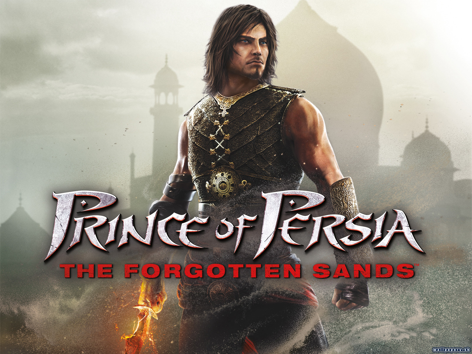 Prince of Persia: The Forgotten Sands - wallpaper 3 ...