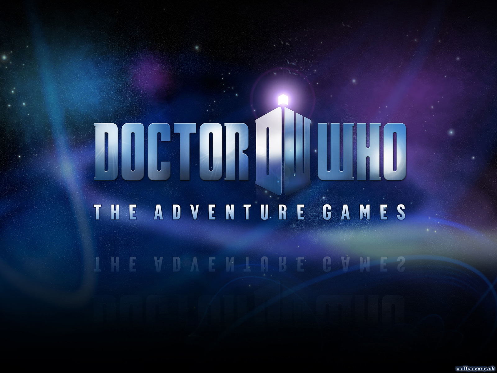 Doctor Who: The Adventure Games - City of the Daleks - wallpaper 3
