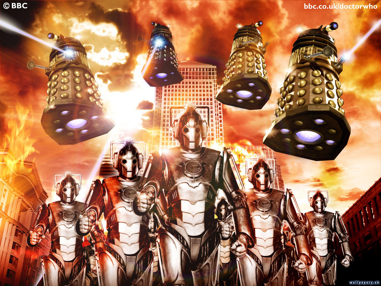 Doctor Who: The Adventure Games - City of the Daleks - wallpaper 6