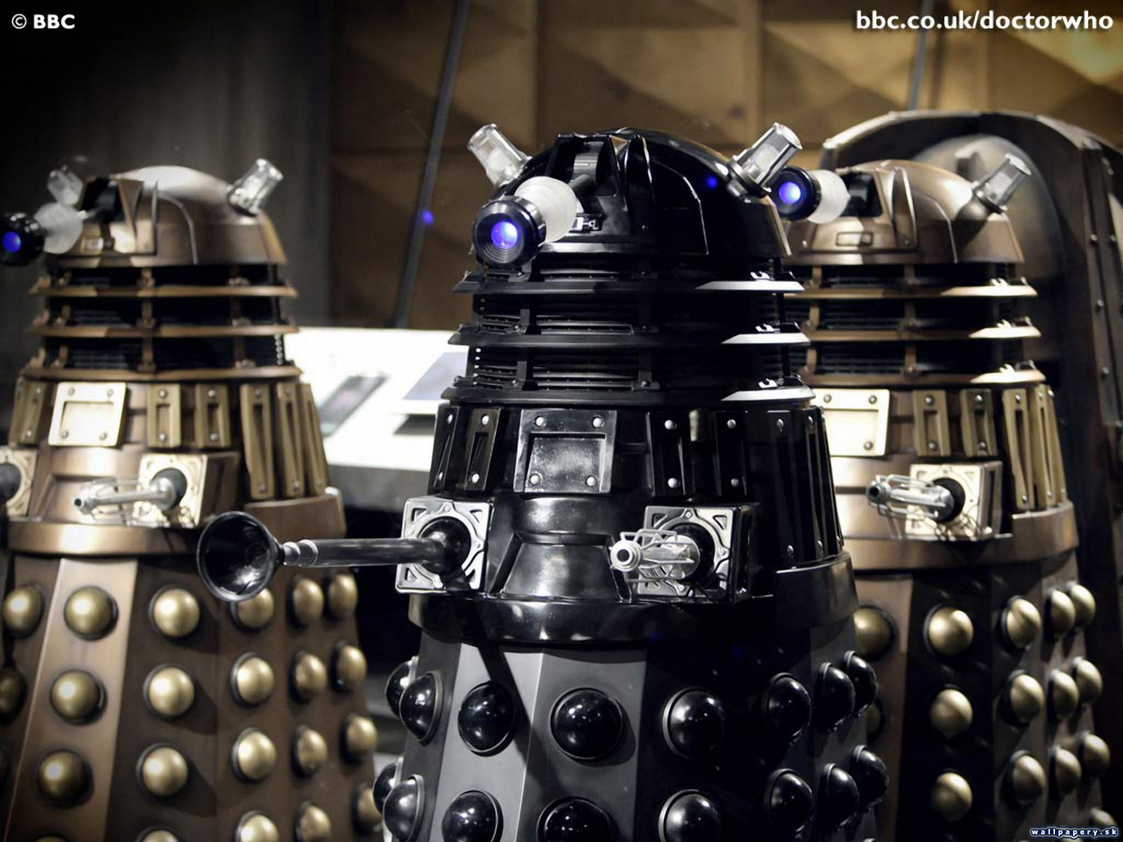 Doctor Who: The Adventure Games - City of the Daleks - wallpaper 9