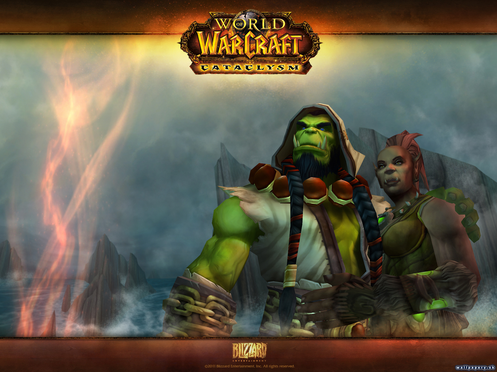 World of warcraft orc speak softcore video