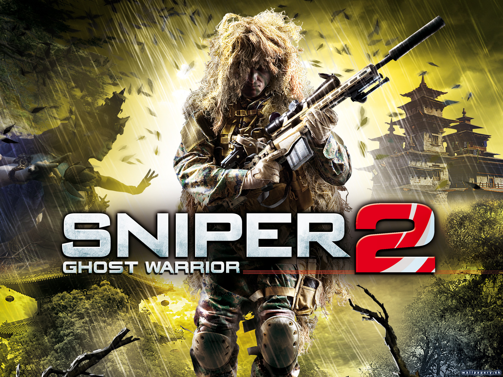 Sniper: Ghost Warrior 2 - Wallpaper 5