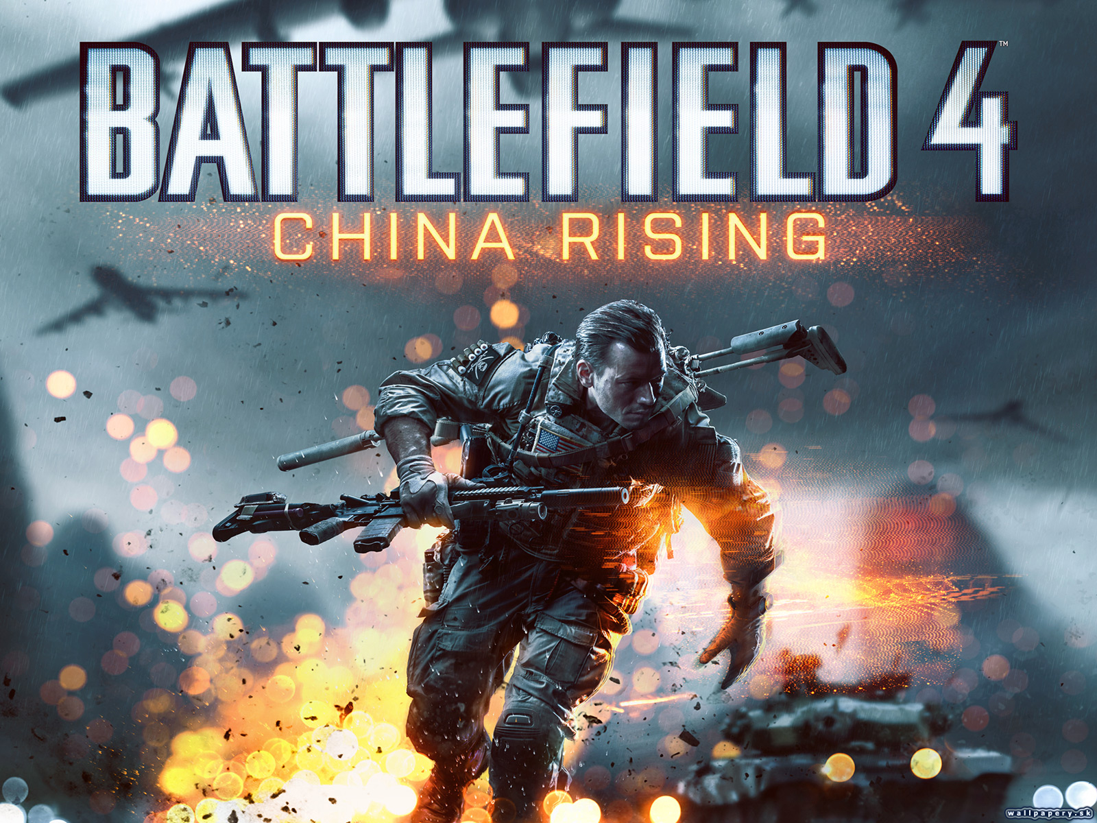 Battlefield 4: China Rising - wallpaper 2