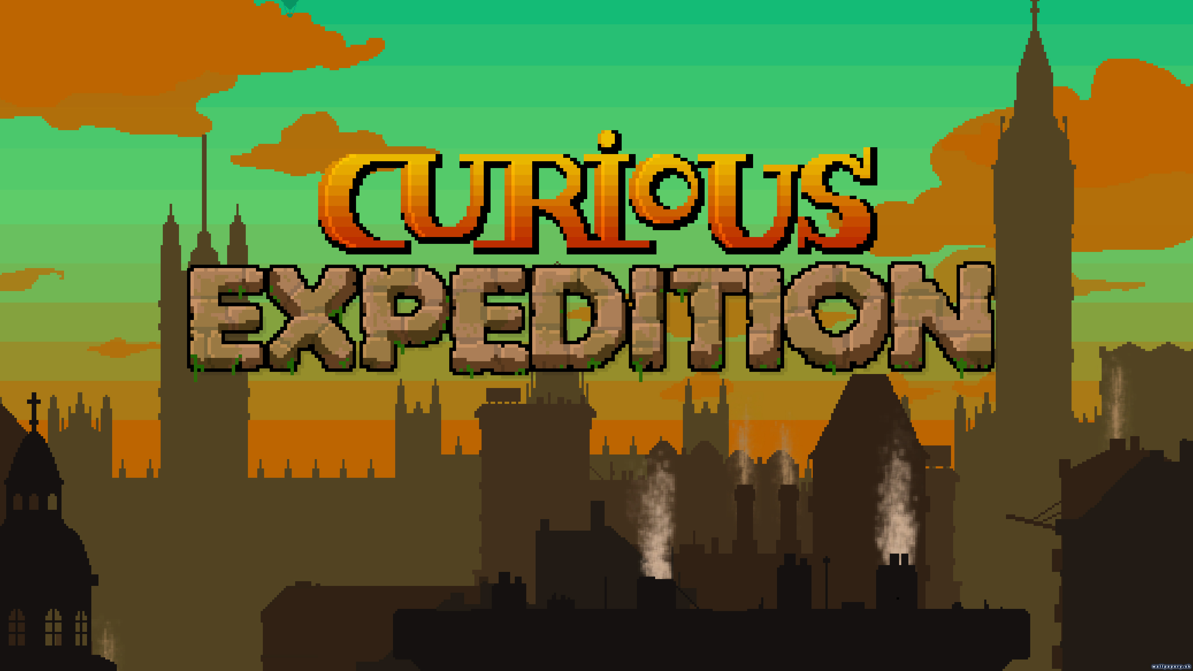 Curious Expedition - wallpaper 6