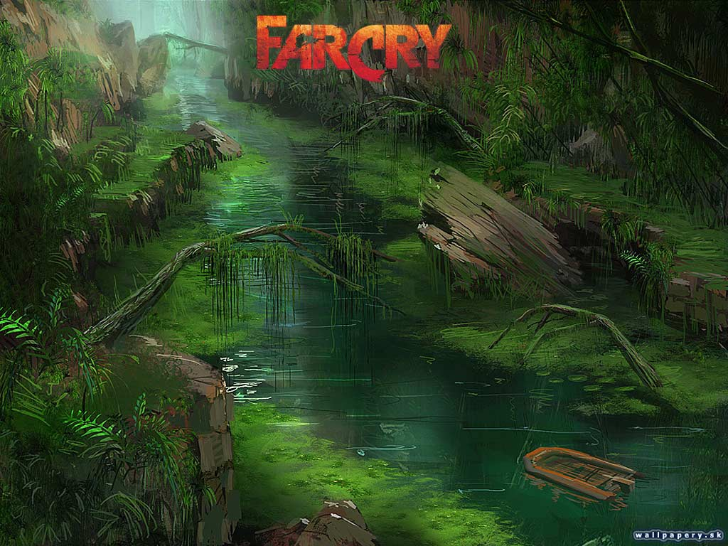 Far Cry - wallpaper 5