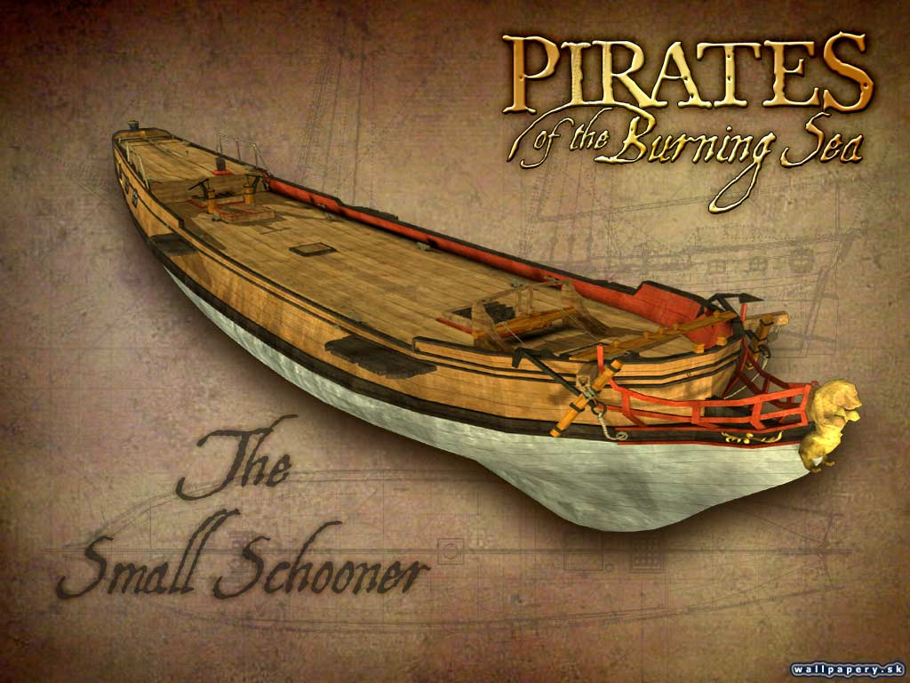 Pirates of the Burning Sea - wallpaper 7