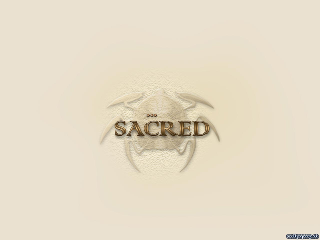 Sacred - wallpaper 14