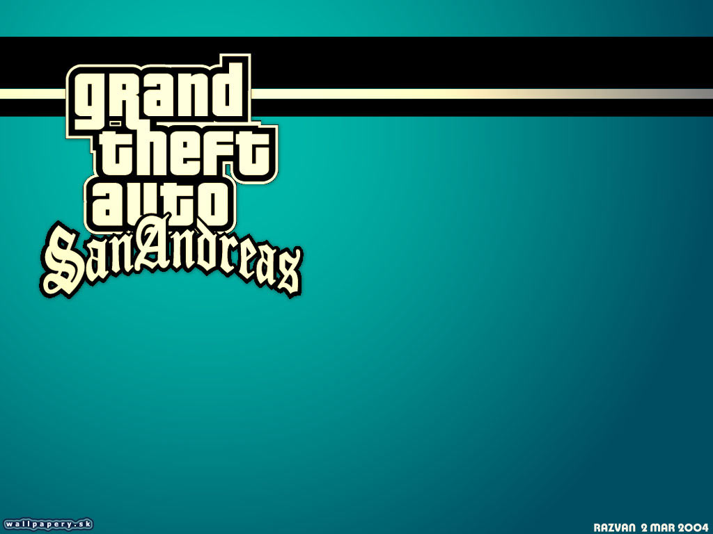 Grand Theft Auto: San Andreas - wallpaper 15