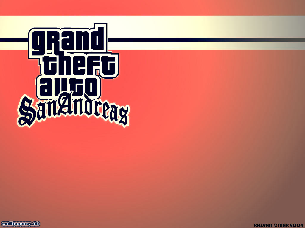 Grand Theft Auto: San Andreas - wallpaper 16